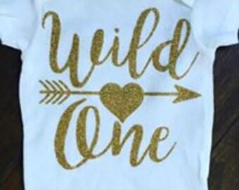 Wild One Onesie
