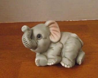 Ceramic Baby Elephant