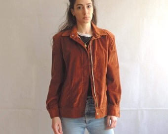 Vintage Corduroy Cakvin Klein Jacket