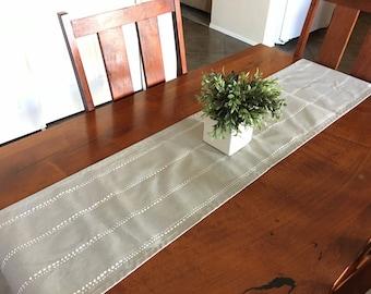 Wedding Table Runner - Wedding Table Decor - Kitchen Table Runner - Table Runner