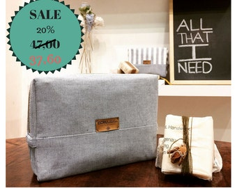 Clutches and natural soaps