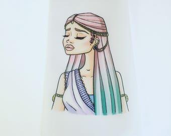 TN/Dori Dashboard Vellum Boho Princess