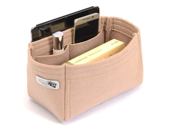 Basic Style Purse Organizer Without Round Holders for Louis Vuitton Bags, Purse Insert Without Round Holders ( Express Shipping)