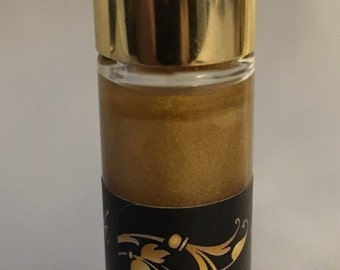 Frankincense Myrrh and Gold Anointing Oil