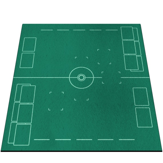 Pokemon Tcg Two Player Battle Mat 25 X 26