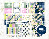 Full Kit - Spring Blooms | 256 Stickers