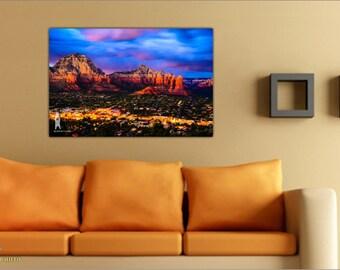 Travel Photography, Southwest Art, Sedona Arizona, Southwestern Decor, Arizona Photos, Desert Home Decor, Red Rocks, Arizona Art