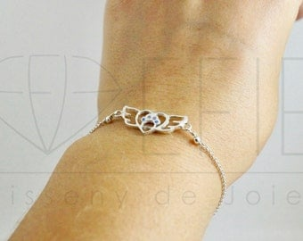 Love in wings,Bracelet