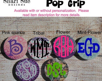 Mobile phone grip, grip for electronics, gifts for teens, gifts for tweens, Easter gift, mobile phone grip, pop grip