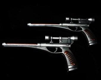 Nerf Star Wars Rogue One Captain Cassian Andor Blaster Custom