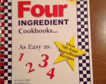 Vintage recipe book-