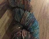 SALE***Galaxy - tweed sock