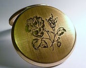 Vintage compacts powder compacts for sale  bridesmaids gifts free historical fact pack  hand decorated gift box