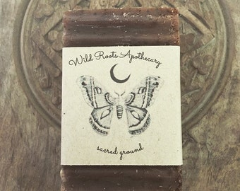 Sacred Ground Organic Soap Bar~
