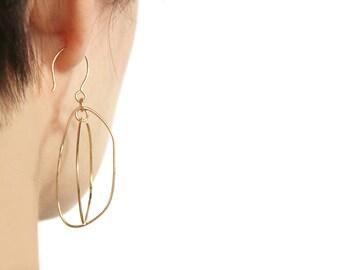 Orbit  Dangle Earring