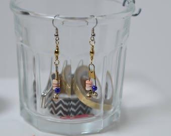 GENESIS III; fishing lure jewelry, ooak