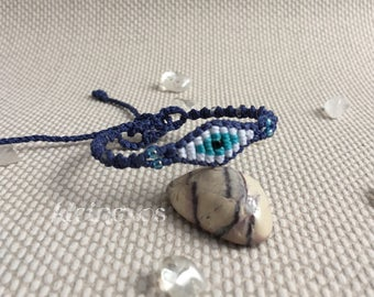 Greek Evil Eye bracelet