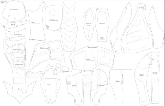 Craft Foam Mask Patterns