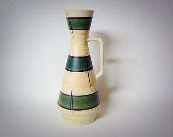 West germany Vintage Sixties Retro Scheurich vase 272-35
