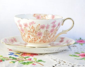 Shelley Hedgerow cup and saucer