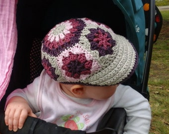Hat and headband patterns to crochet and knit by BandanaHeads
