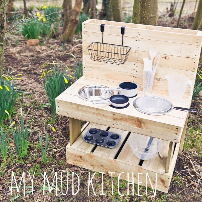 my mud kitchen outdoor wooden play kitchen by mymudkitchenltd. Black Bedroom Furniture Sets. Home Design Ideas