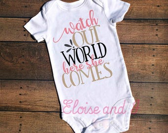 baby girl take home outfit, baby girl clothes, toddler girl outfit, cute baby clothes, newborn outfit, baby shower gift, so god made girls