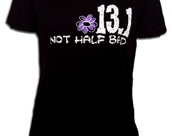 13.1 NOT HALF BAD Whooha Wicking V-Neck Shirt