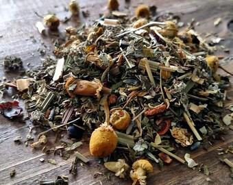 Full Moon - Herbal Loose Leaf Tea