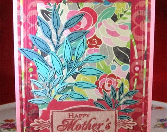 Happy Mother's Day, For Her, Mother, Mom, Woman, Female,  Greeting Card (#122)