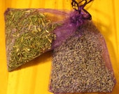 Aromatherapy Sachets || All Natural || Vegan || Cruelty Free || Gift Idea || Relaxing