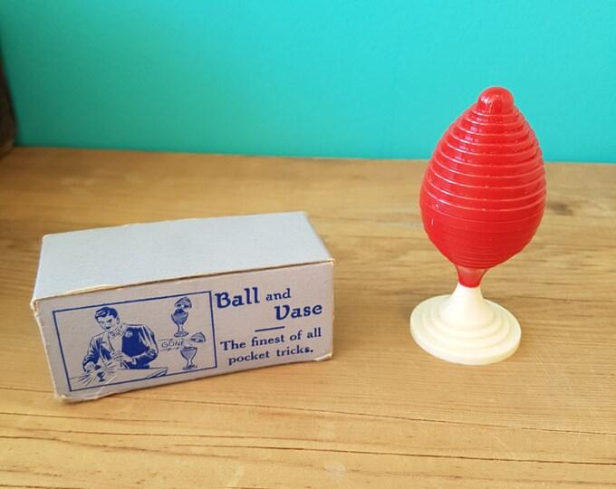 1950's Ball and Vase Magic Trick