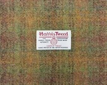Harris Tweed MacHair Check 155cm wide