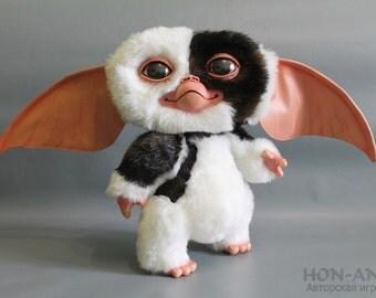 Great Mogwai Gizmo, big mogwai, soft toy, toys handmade