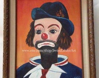 Clown #4