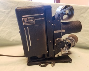 Antique Picturol Projector Electro acoustic 35mm projector