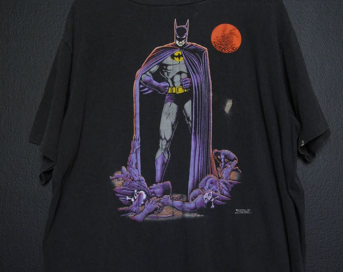 Batman 1989 Vintage Tshirt