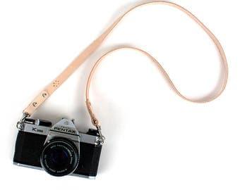 Classic Leather Camera Strap