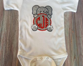 Alabama Baby Bodysuit - Customized Baby Outfits