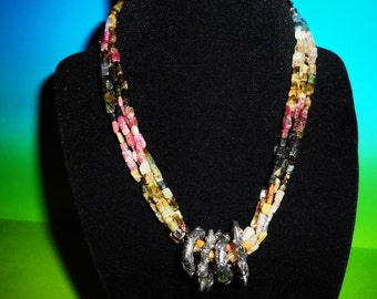 Pewter Accent Necklace
