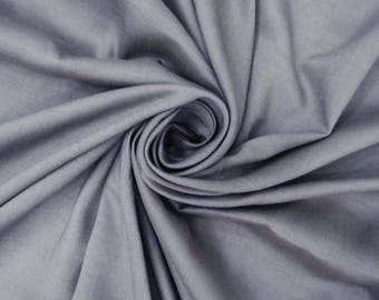 """Grey Fabric, Decorative Fabric, Quilt Material, Dressmaking Fabric, Sewing Crafts, 57"""" Inch Cotton Fabric By The Yard ZBC7359O"""