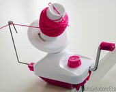Wool winder Yarn winder Yarn ball winder for making yarn cakes - New