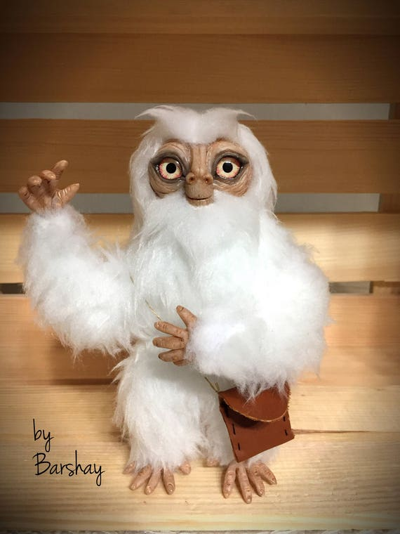 Demiguise Dougal From Fantastic Beasts And Where To Find Them