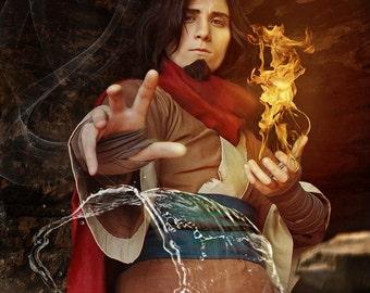 Avatar Wan costume make to order!