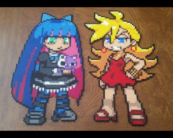 Panty and Stocking Perlers