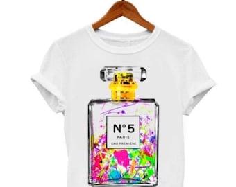 CoCo poison paris woman t-shirt Tee
