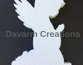 Angel/ Guardian Angel/ Christmas Decorations/ Wedding/Baptism/ Angel Wings/ First Communion/Wings/Love/Floral decor/floral/heaven/my baptism