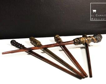 Magic Wand Hairstick