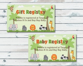 registry inserts