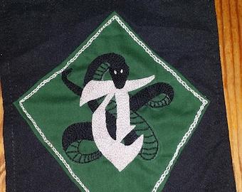 Custom Unit Belt Flag